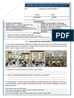 P2 de português II 3ª série E.M..docx