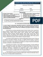 P.2 Português I 3ª Série E.M.