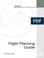 Cj1 Flight Planning Manual