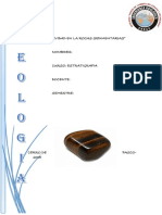 Estratigrafia Grupo II
