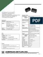 DataSheet Rele12V
