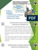 Proceso Constructivo Presas ppt