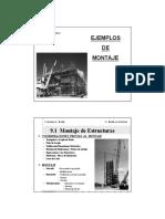 9. Montaje de Estructuras
