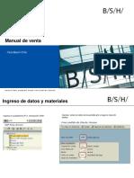 Manual de Venta Chile - 2016