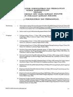 Kepmen Perindustrian Dan Perdagangan RI Nomor 50 1997