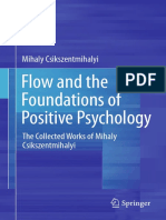Csikszentmihalyi, Mihaly-Flow and the Foundations of Positive Psychology