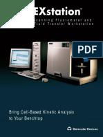 FlexStation Spec Sheet