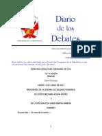 SLO-2016-16A- Diario de Debate Apologia