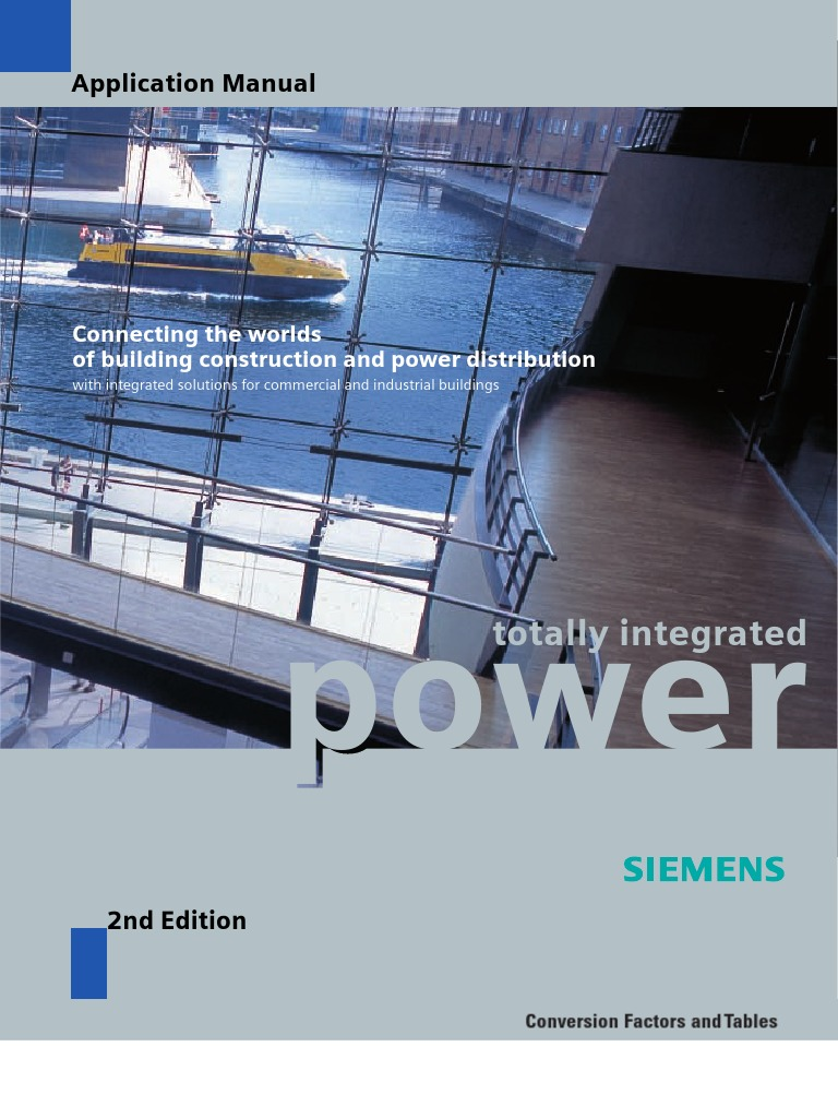 Siemens Switchboard and Protection Manual | Building Automation ...