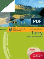 Tatry Polskie i Slowackie Przewodnik z Gorskiej Polki Wydanie 3 Marek Zygmanski Natalia Figiel Pawel Klimek