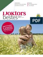 Gesola Magazin 'Doktors bestes' Ausgabe 01-2010