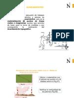 Sesion 3_alinemaienos y Distancias