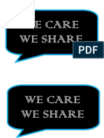 WE CARE WE SHARE.docx