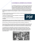 1.4 El Uso y Evolución de Los Sistemas de La Informática en Los Procesos de Producción.