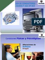 Capacitacion de Conductores Scania p 440