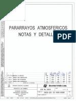 25635 220 E9 0000 00008 Especificaciones Tecnicas Pararrayos Atomefericos