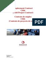 Employment Contract Renca D. Rivera