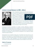 Schopenhauer, Arthur _ Internet Encyclopedia of Philosophy.pdf