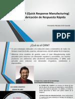 QRM (Quick Response Manufacturing)
