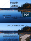 Contaminación Del Rio Lampa