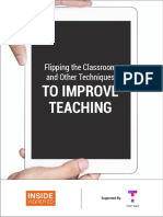 flipping the classroom booklet 2017
