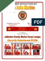 The JoCo Marine - December 2017
