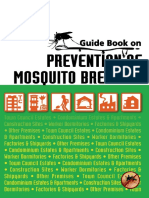Guidebook on Mosquito Prevention