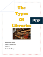 The Types of Library