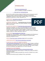 2 Páginas WEB