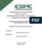 Informe_Irradiación