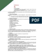 Bases Especificas 2015