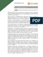Proyecto Bilingüe 1º ESO