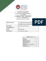 SKU 3023 Lab Report 4 - Galvanic Cell