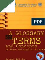 Africa Glossary