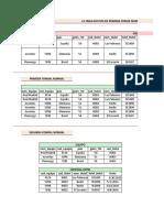 ejemplo de Normalización - Base de datos