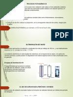 procesos fotoquimicos