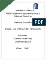 Mercado de Financiamiento