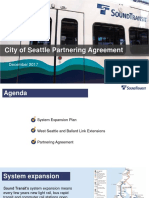 "City Council slide deck for ""Partnering Agreement"" discussion"