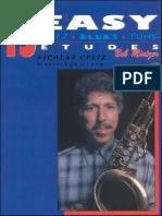 Bob Mintzer - 15 Easy Etudes.pdf