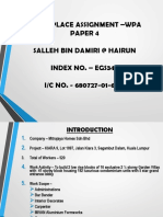 WPA PAPER