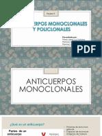 Anticuerpos Monoclonales y Policlonales 2017