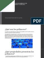 Propiedades de Los Polimeros Por Inyeccion,Extrusion y Soplado