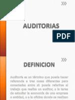 9.- Auditorias, Expo