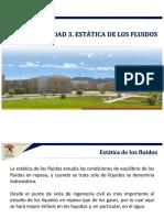 Pres_4_Unidad_3_Estática_de_Fluidos_2017-II