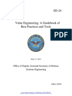 Value Engineering_A DoD Guidebook