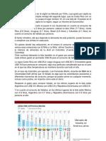 El Consumo de Helados en La Región Es Liderado Por Chile