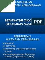3. bGeostrategi - Tannas