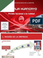 Exposicion Final Caja Huancayo 2