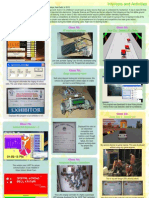My Projects (till summer 2010)