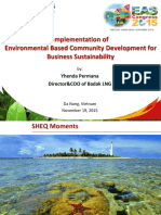 Implementation of Environmental Based..by Yenda Permana